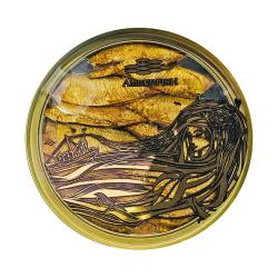 Amberfish Latvijas šprotes eļļā 160 g CP